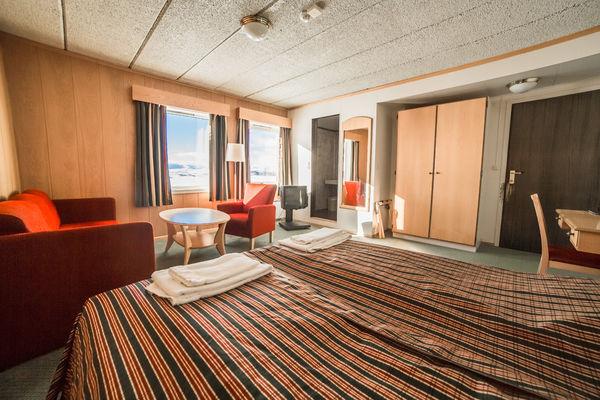 Hotellet med den fantastiske utsikten