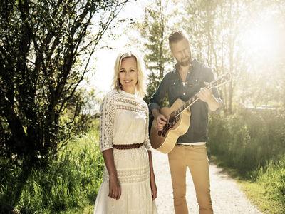 Reis fra Stavanger til Oberammergau med Aril og Aina Schøld!